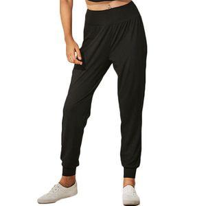 PANTALON DE SPORT Pantalon De Sport Femme Plisse Lache Sport Running 045d5be8336