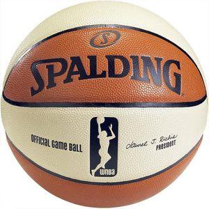BALLON DE BASKET-BALL Ballon WNBA Gameball