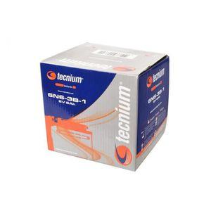 BATTERIE VÉHICULE Batterie TECNIUM 6N6-3B-1 conventionnelle livrée a
