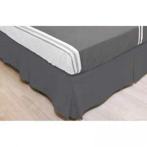 cache sommier 140x190 achat vente cache sommier 140x190 pas cher cdiscount. Black Bedroom Furniture Sets. Home Design Ideas