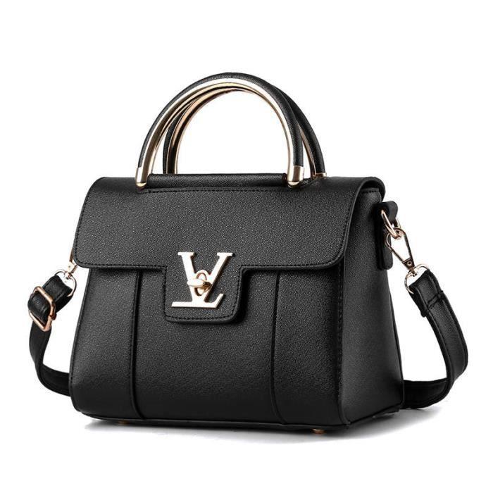 8f2ff179f4 sac chaine luxe Marque De Luxe sac à main De Luxe Femmes Sacs Designer noir  sac à main femme de marque luxe cuir 2017
