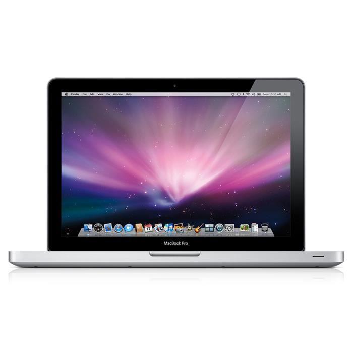 ORDINATEUR PORTABLE MacBook Pro 13.3 pouces A1278 Intel Core 2 Duo 201