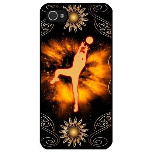coque iphone 5 volleyball
