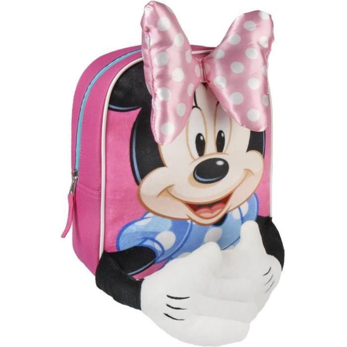 modèle unique vente chaude réel mode la plus désirable DISNEY Sac à Dos Minnie Enfant