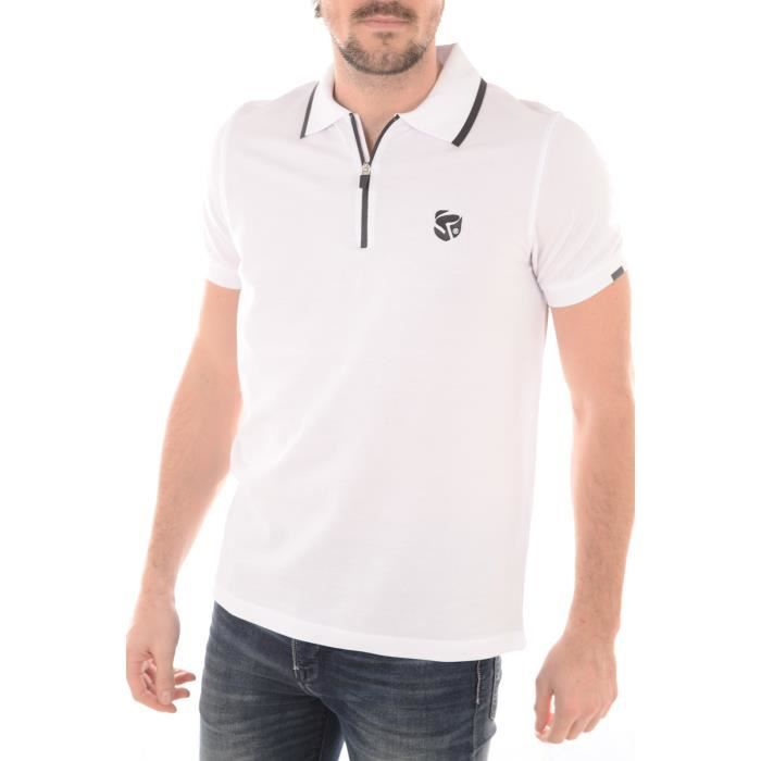 Polo Redskins Nephilim Blanc Homme L h0S3uVF