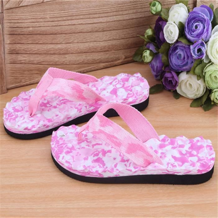 Chaussures pour femmes rous d'aération pour la Respirabilité sandales Confortable tongs femmes slipper fur 2017 LJtGrwW