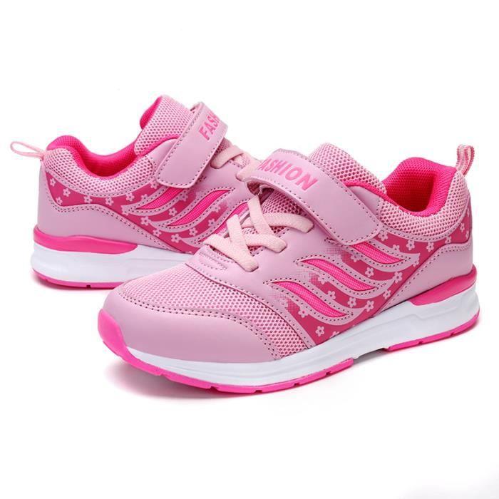 Enfants Chaussures De Sport Chaussures Basket chaussures De Tennis