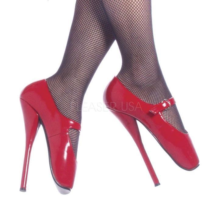 Devious BALLET-08 7 Inch Heel Shoes