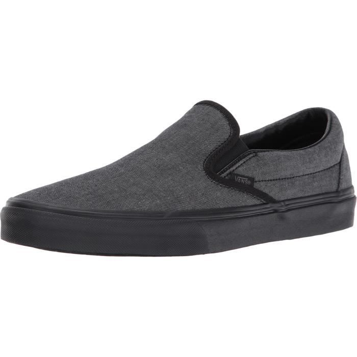 Vans Unisexe Suede & Suiting Slip-on ERA3J Taille-35