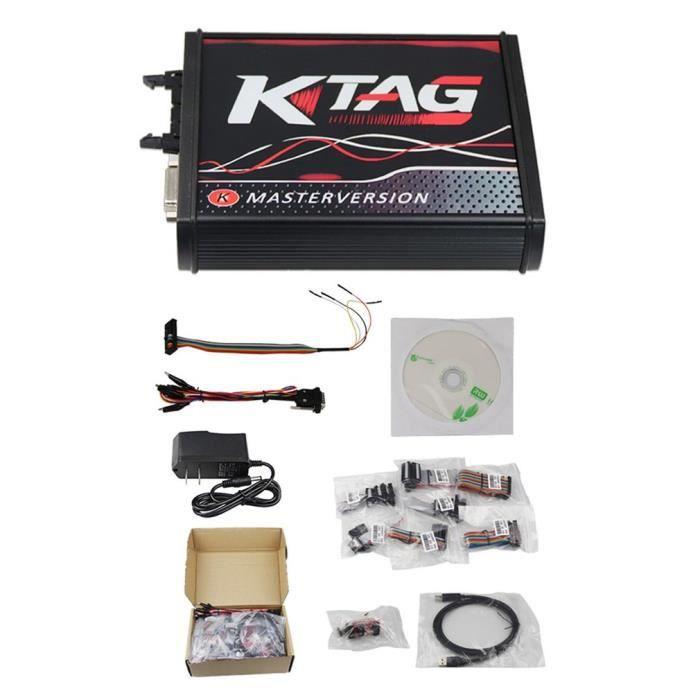 OUTIL DE DIAGNOSTIC OBD2 Manager Tuning Kit Master Version + KTAG V7.0