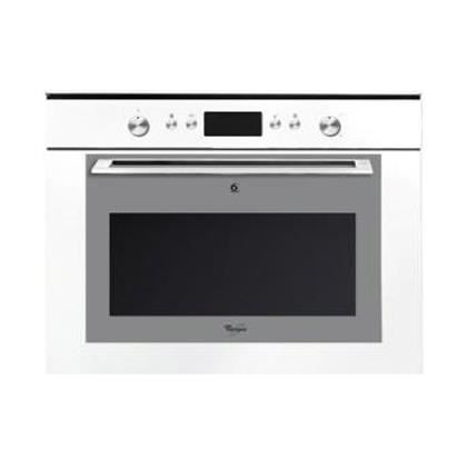 whirlpool amw863wh micro ondes combin encastrable electrom nager. Black Bedroom Furniture Sets. Home Design Ideas