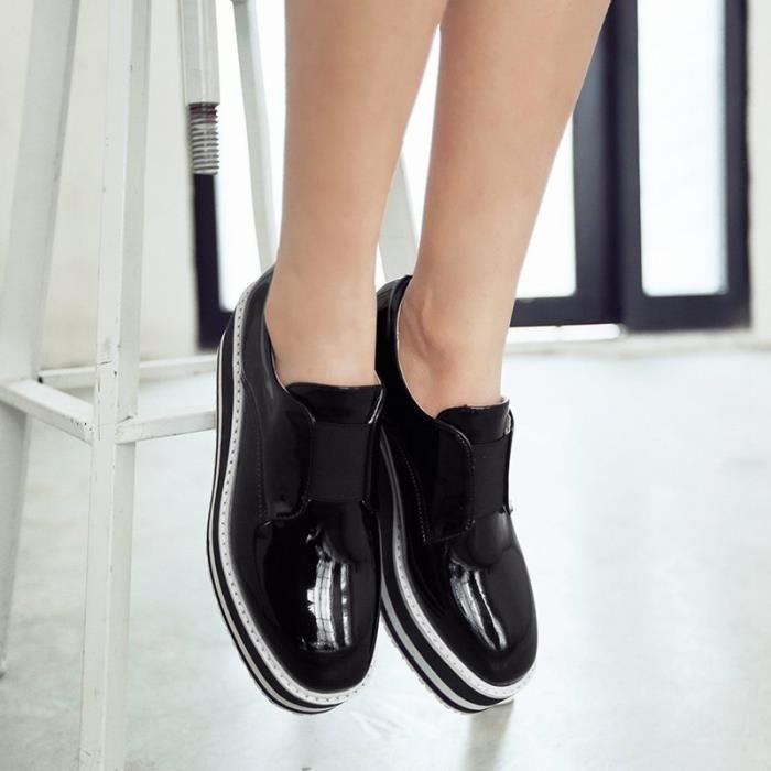 Chaussures Femme Solides semelles épaisses stables et confortables pour la famille en plein air