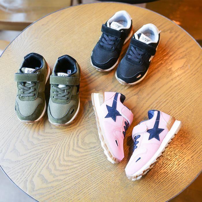 Basket Chaussures pour enfants Chaussures décontractées Chaussures de course à pied Chaussures EDXbW9