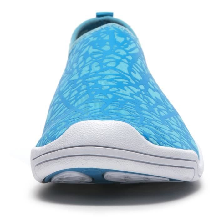 Enfants Slip-sur la plage minimale Chaussures Aqua séchage rapide A101 - A102 TSY9V Taille-42