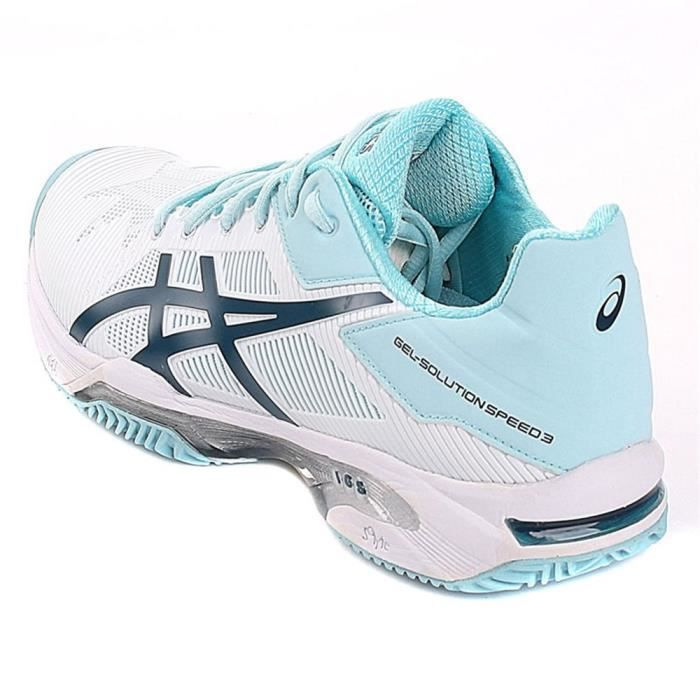 Speed 0161 Asics 3 Chaussures Clay Gelsolution Womens Ib7gfyY6v