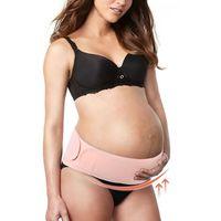 ceinture femme enceinte r glable soutien bande support de grossesse pour nouvelle m re avant et. Black Bedroom Furniture Sets. Home Design Ideas