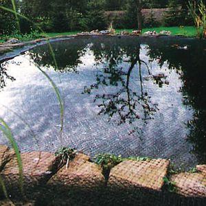 Filet pour bassin achat vente pas cher for Bassin de jardin pour poisson pas cher