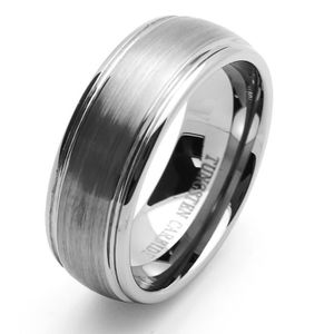 Favori Bague homme tungstene - Achat / Vente pas cher - Cdiscount ZY85