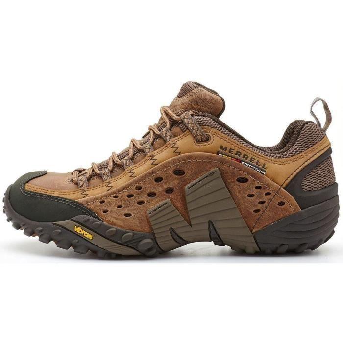 Chaussures Merrell Mens Intercept moth J73705 brun
