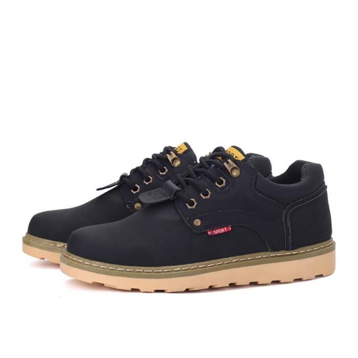 Sneakers Homme Meilleure Qualité Léger Sneaker Durable Classique Coton Beau Chaussure Confortable Beau Nouvelle Mode 39-44 WIKyU8