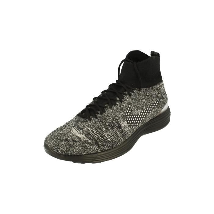Nike Lunar Magista II Fk Fc Hommes Hi Top Trainers 876385 Sneakers Chaussures 001 jT4VFu