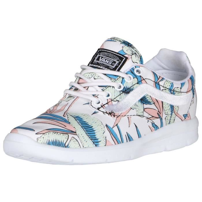 1 Iso Leaves 5 Shoes Taille Gsns6 Vans Tropical 37 Blanc Men's 0OnPkw