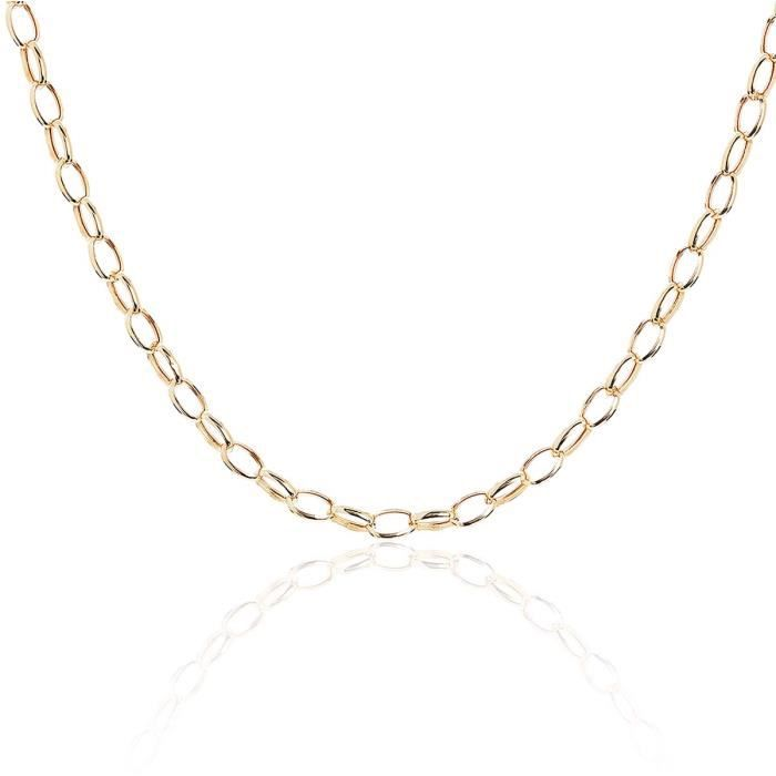 Collier Or 375-1000