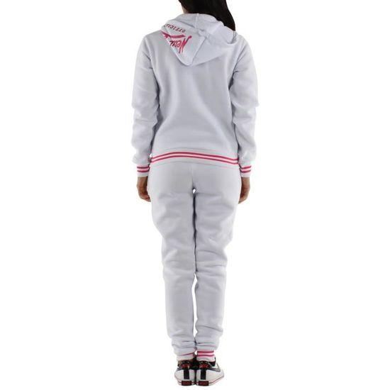New New New Et Vente Rose Veste Jogging L L L Blanc York Femme Achat EH7Fwq1