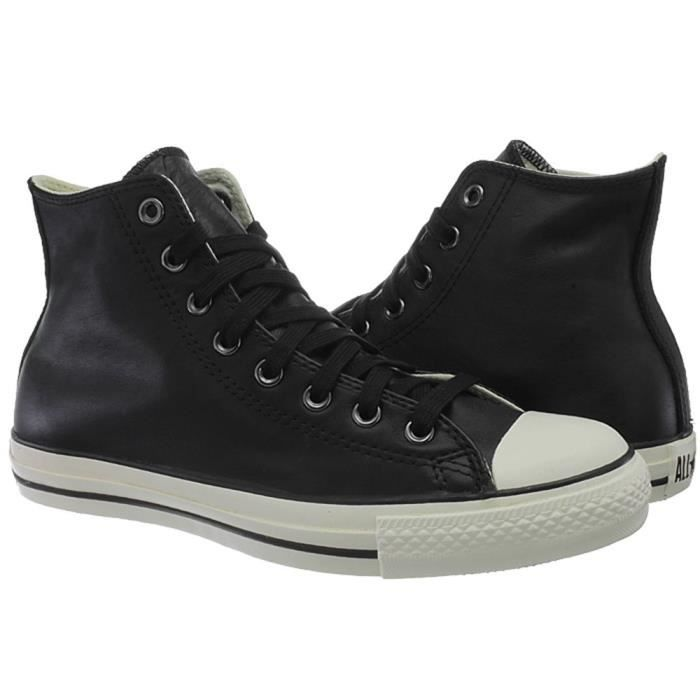 Chaussures Converse All Star HI Leather kum4QfM