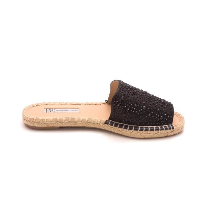 Open Back Lounge House Indoor Slippers Sandals By JOHJW Taille-39 seKXYp6