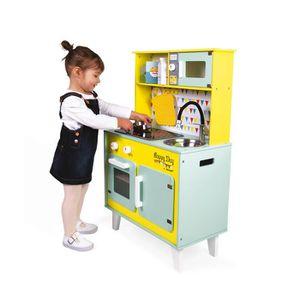 Cuisine janod achat vente jeux et jouets pas chers for Cuisine janod happy day