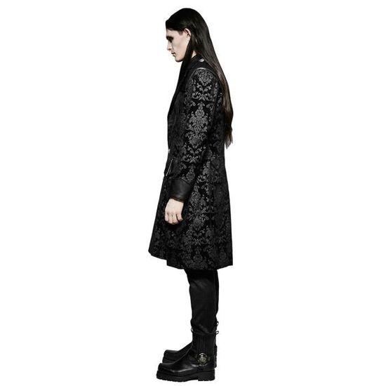 922464b98ee Manteau veste gothique romantique aristocrate Punk Rave - taille homme Noir  Noir - Achat   Vente