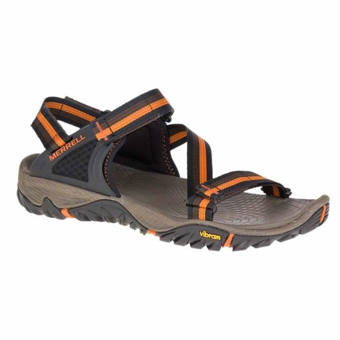 Merrell Bn1opow Out Blaze All Web Chaussures Sandales Homme EH2D9I
