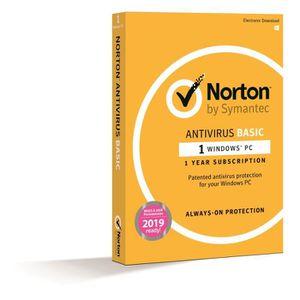 ANTIVIRUS Norton Antivirus Basic