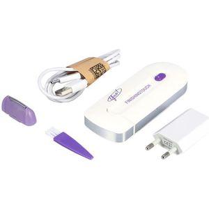 LUMIERE PULSEE - LASER Epilateur à lumière pulsée blanc