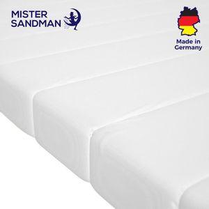 SUR-MATELAS Surmatelas 200x200 cm mousse confort housse microf