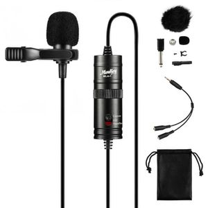 MICROPHONE EXTERNE Moukey MLm-1 Microphone Cravate Omnidirectionnel à