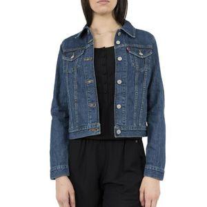 BLOUSON blousons jeans levis 29945 original trucker bleu b60c946ced04
