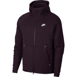 909250509131 SWEATSHIRT Sweat à capuche Nike Sportswear Tech Fleece - 9284
