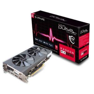 CARTE GRAPHIQUE INTERNE Sapphire Carte graphique AMD PULSE Radeon™ RX 580