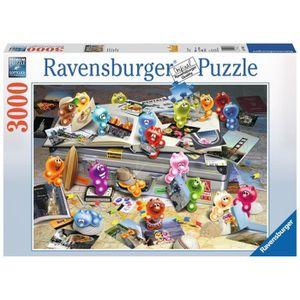PUZZLE Puzzle 3000 pièces Gelini