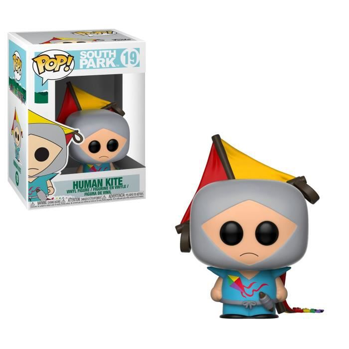 Figurine POP TV - South Park Human Kite
