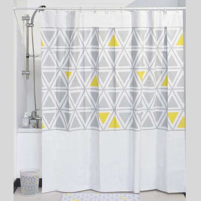 rideaux tendance rideau de douche hum home pas cher shopper pendant les soldes with rideaux. Black Bedroom Furniture Sets. Home Design Ideas