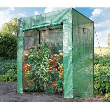 serre de jardin pour tomates m achat vente serre de jardinage serre de jardin pour. Black Bedroom Furniture Sets. Home Design Ideas