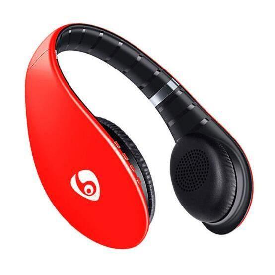 Ovleng Casque Sans Fil Bluetooth Stéréo De Musique Pour Téléphone Support Tf Fm