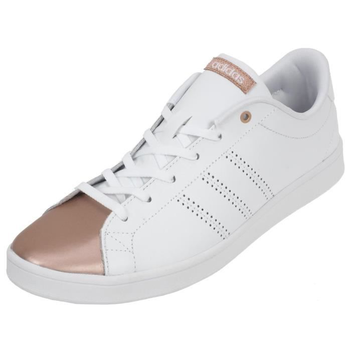Chaussures mode ville Advantage blc or - Adidas neo