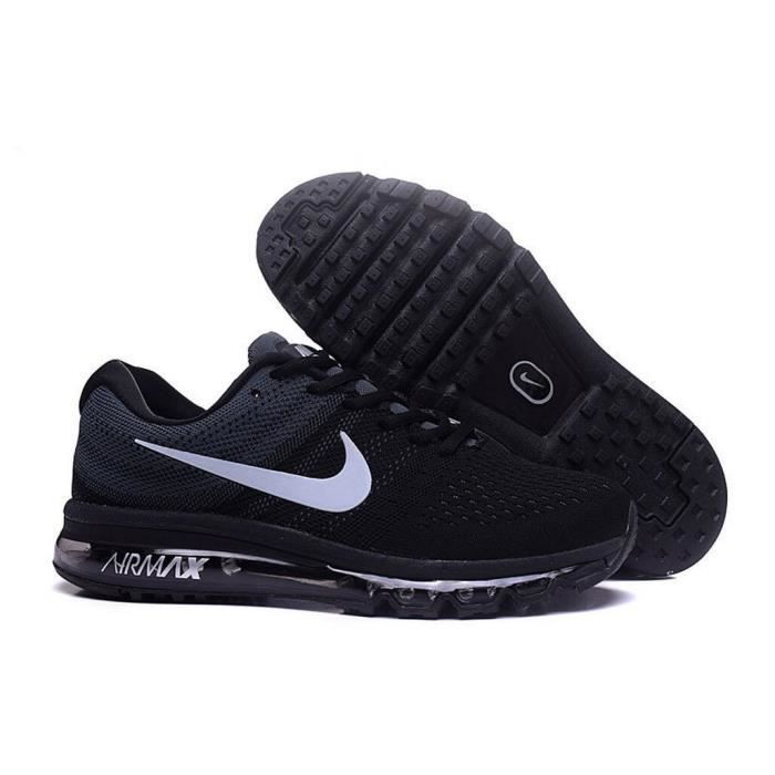 homme nike airmax 2017 basket sports running chaussures. Black Bedroom Furniture Sets. Home Design Ideas