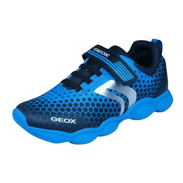 Baskets dgarçons 1 Geox Bleu Munfrey 5 B J qY6tI