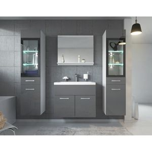 Lavabo wc achat vente lavabo wc pas cher cdiscount for Meuble de salle de bain xl