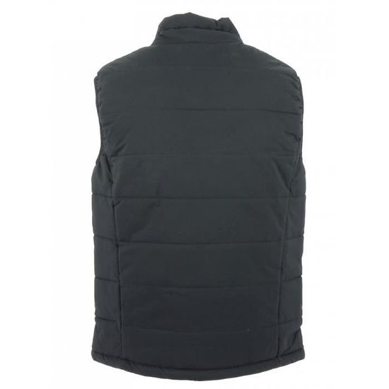 Doudoune sans manches EA7 Down Jacket Emporio Armani Noir Noir - Achat    Vente doudoune - Soldes  dès le 9 janvier ! Cdiscount 3e061bde0ac